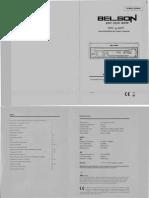 Belson Bs 350 Gps Manual
