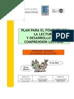 340_plan Para El Fomento de La Lectura.2012.13