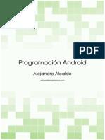Programación Android Ejemplo