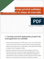 Managementul Proiectelor - Prezentare Etapa 3