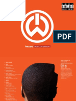 Digital Booklet - #Willpower (2)