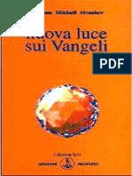 Aivanhov - Nuova Luce Sui Vangeli