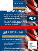 Chevening Scholarships Updated 2014