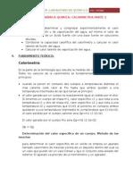 Informe 2 Quimica 2