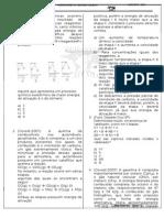 termoquímica + propriedades coligativas + cinética I