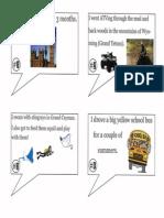 Whodunit Bulletin Board