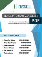 Risk Management Information System & Education Management Information System