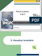 Manual de Implantação do Sistema Nacional de Gerenciamento de Produtos Controlados - PARTE 03