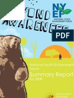 NYEF2008 Report 040908