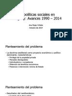 Las Políticas Sociales en Paraguay