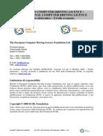 Advanced - Foglio Elettronico - Ita