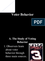 3 08 - 3 09 voter behavior and non voting
