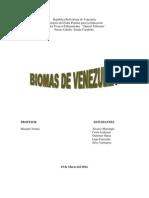 Trabajo de Biomas