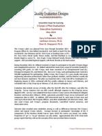 I-Corps-L ExecSum QED 2014 5.0. Docx