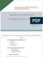 Carbono y ciclo de vida en la edificación
