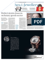 2014.11.08 Financial Times - Special Report - Watches and Jewellery