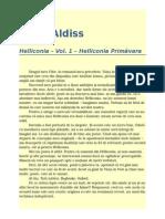 Brian Wilson Aldiss-Helliconia-V1 Helliconia Primavara