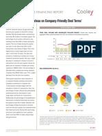 Cooley Venture Financing Report Q3 2014