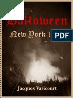 Halloween New York 1897