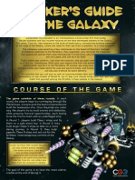 Galaxy Trucker Complete rulebook
