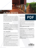 Alpha Estate Profile