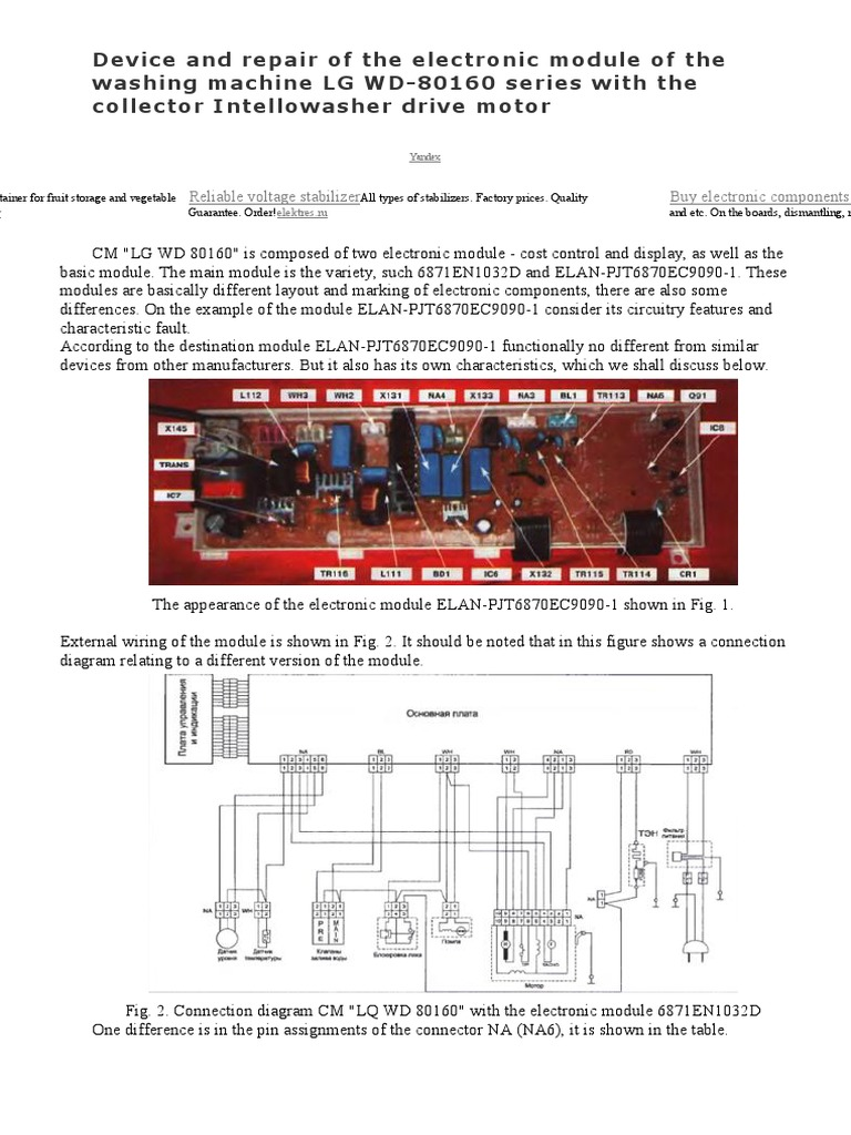 Lg Radioradarnet Read Only Memory Relay Electronic Watchdog Circuit Diagram