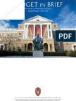 2014-15 Budget in Brief