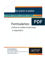 Guia Paso a Paso Formula Rios