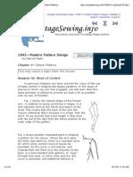 1942 Modern Pattern Design Chapter 4