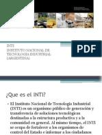 Exposicion de Metrologia.. INTI