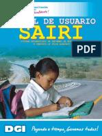 Manual Sairi