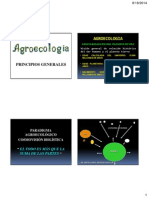 Principios de Agreoecologia