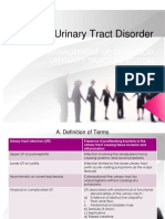 Urinary Tract Disorder