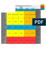 scantron testing schedule winter 2014