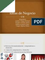 Ideas de Negocio22