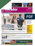 Edición impresa del 26 de octubre de 2014
