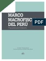 Marco Macrofiscal