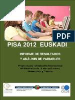 PISA2012 Cast