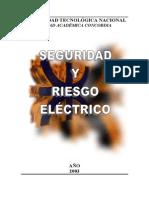 Seguridad y Riesgo Eléctrico-2003
