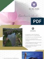 Apresentação - Sublime Oásis Spa Resort