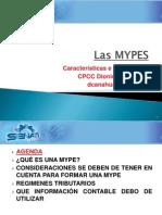 Conferencia FCEM Dionisio Canahua