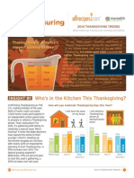 Allrecipes Measuring Cup - 2014 Thanksgiving Trends