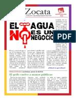 La Zocata n.7 - Remunicipalizacion