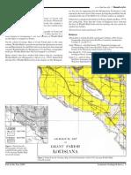 Harold J. Fisk's Cartographic Error (Grant Parish, Louisiana)