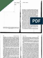 Wallerstein - El sistema mundial, la agricultura capitalista y los orígenes de la economía-mundo europea en el siglo XVI