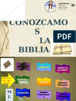 Objeto de Aprendizaje Sobre La Biblia