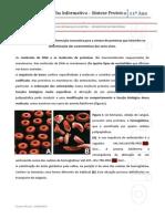 Ficha Informativa - Sintese Proteica
