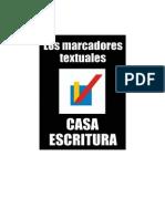 Los Marcadores Textuales