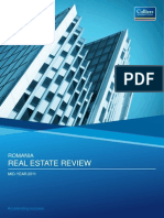 2012 Mid Year Romania Real Estate Review