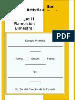 3er Grado - Bloque 2 - Educación Artística.doc